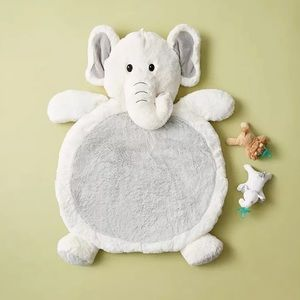 EUC Mary Meyer Bestever Baby Mat Afrique Elephant